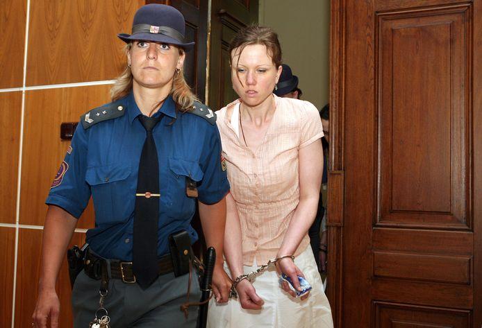 Klara Mauerova werd in 2008 veroordeeld tot negen jaar cel.