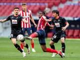 Atletico Madrid verslaat Eibar