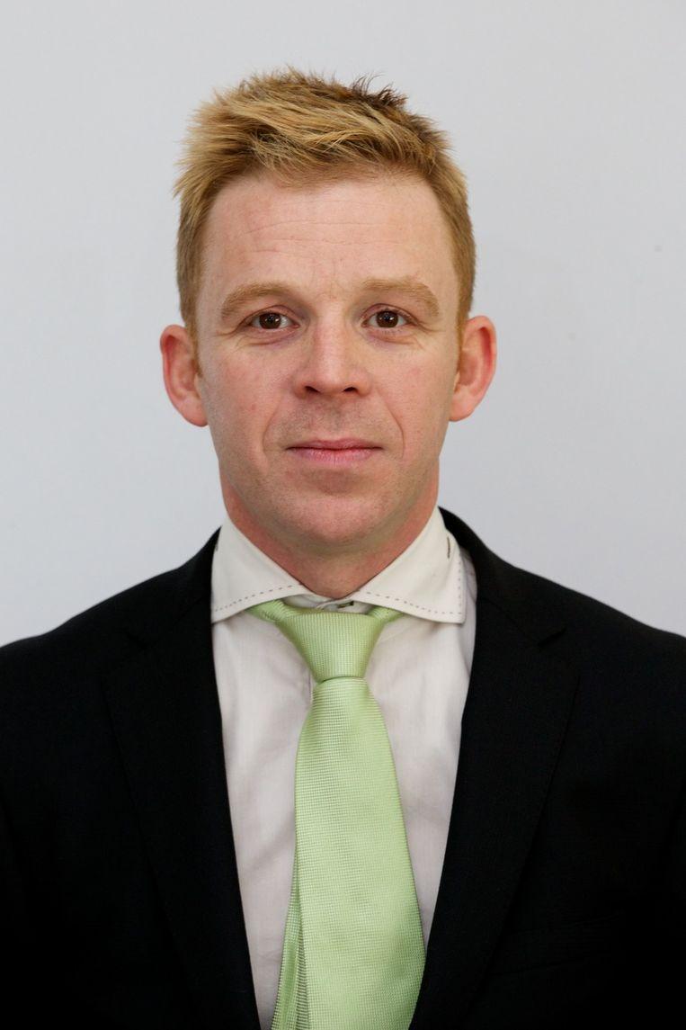 Sportdirecteur Kurt Bogaerts. Beeld BELGA