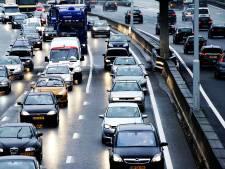 Deel N261 Tilburg richting Waalwijk uren afgesloten door ongeluk