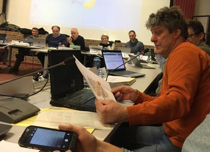 Groen gaf afgelopen gemeenteraad kritiek op het actieplan lokale economie van het nieuwe bestuursakkoord.