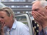 Martien Meiland bevriest van angst tijdens rit naar barende Maxime