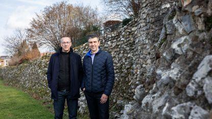 Restauratie en opwaardering van Romeinse en middeleeuwse muur in Tongeren