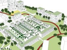 550 'grotendeels betaalbare' woningen in nieuwe wijk Bijlmer-Oost