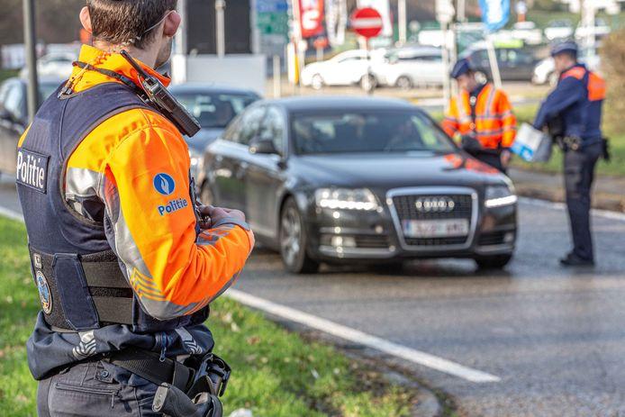 Heel wat chauffeurs liepen tijdens alcoholcontroles tegen de lamp maar er werden er ook verschillende uit het verkeer geplukt omdat ze zich verdacht gedroegen