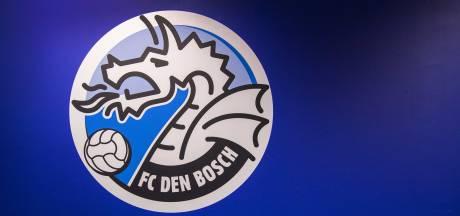 'Samen tegen racisme' rest van het seizoen op shirt FC Den Bosch