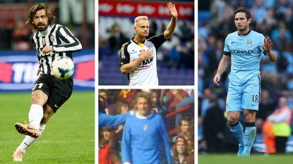 Van Law tot Lampard: deze spelers gingen Deschacht vooraf en scoorden tegen 'hun' club (en zelfs eentje liet met hakje zijn ex-ploeg degraderen)
