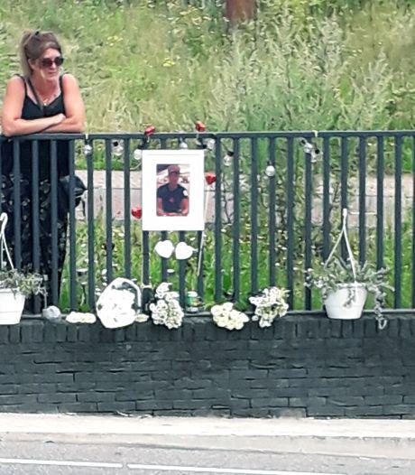 Moeder richt monumentje voor verongelukte Nick ten Have opnieuw in: 'Ze krijgen ons niet klein'