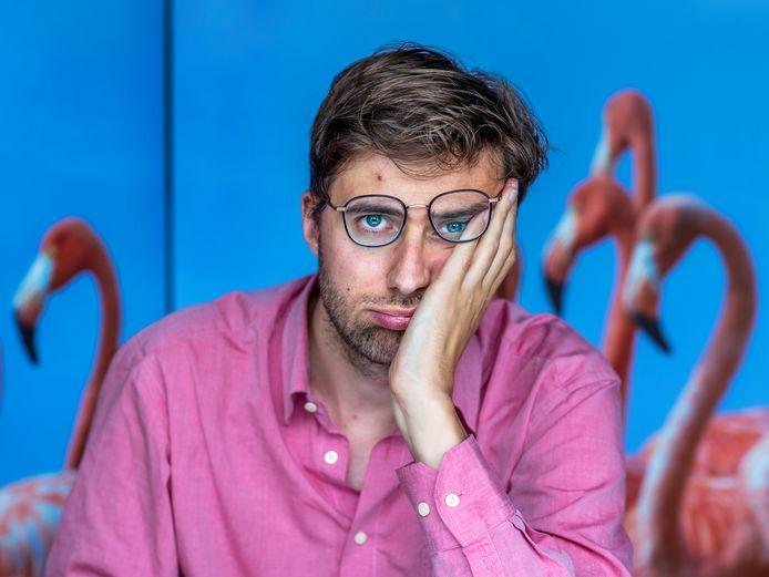 Dick Zijp is humoronderzoeker aan de Universiteit Utrecht.
