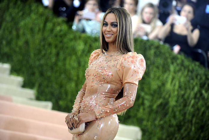 Beyonce Knowles.