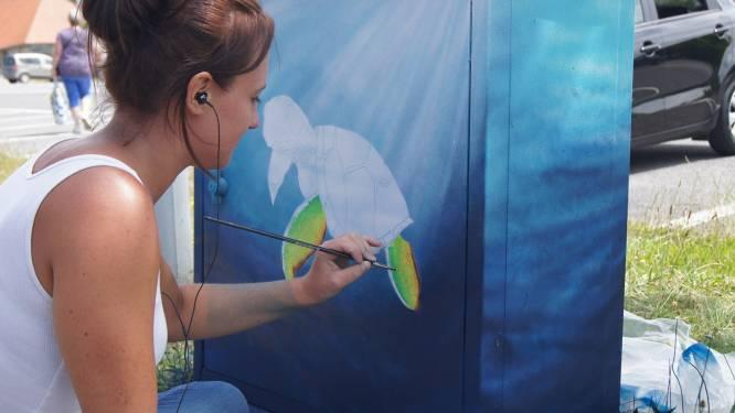 Tour Elentrik zoekt artistiek talent om elektriciteitskastjes op te fleuren
