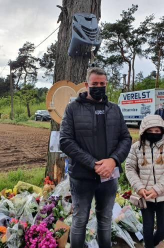 """300 familieleden en vrienden herdenken Tibau (18): """"Iedereen verdient een tweede kans. Maar de bestuurder had al zoveel kansen gekregen"""""""