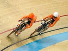 Teamsprintsters naar strijd om brons op EK