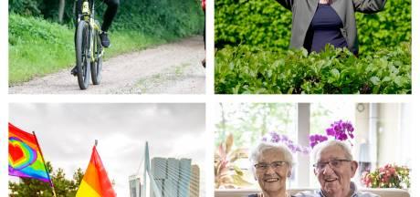 Luchtig nieuws: Karel en Minie 60 jaar getrouwd & kleurt Enschede in 2023 roze?