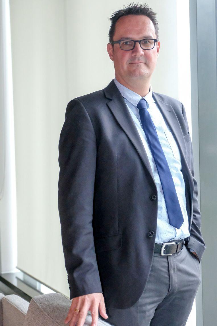 Gedelegeerd bestuurder van Unizo Danny Van Assche Beeld Baert Marc
