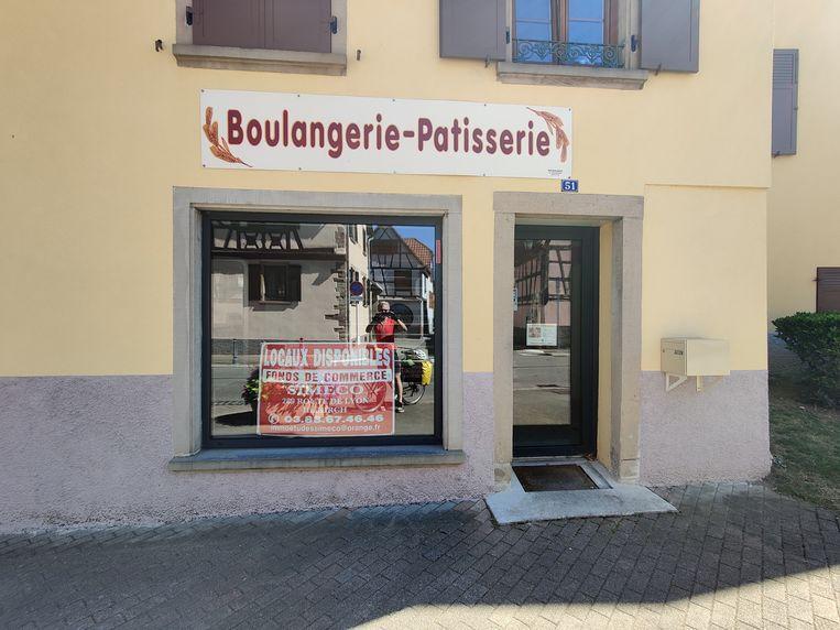 Elk dorpje is uitgestorven. De boulangeries, dorpscafés en winkeltjes zijn al lang geleden gesloten. Beeld Jeroen van Bergeijk