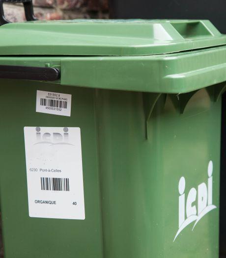 Farciennes a changé sa méthode pour collecter les déchets ménagers