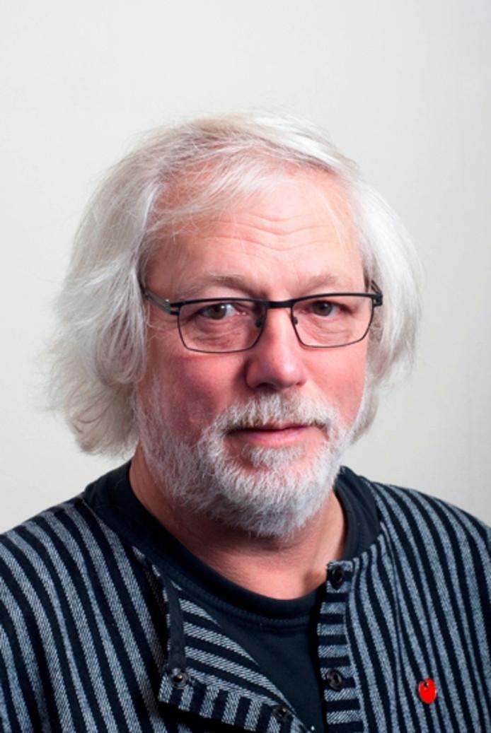 Bert Velthuis, wethouder in Nijmegen.