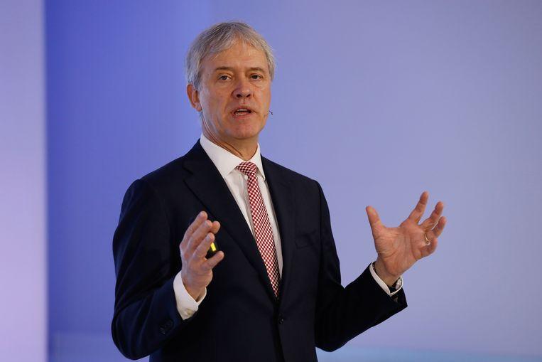 Peter Wennink, topman van ASML. Beeld ANP