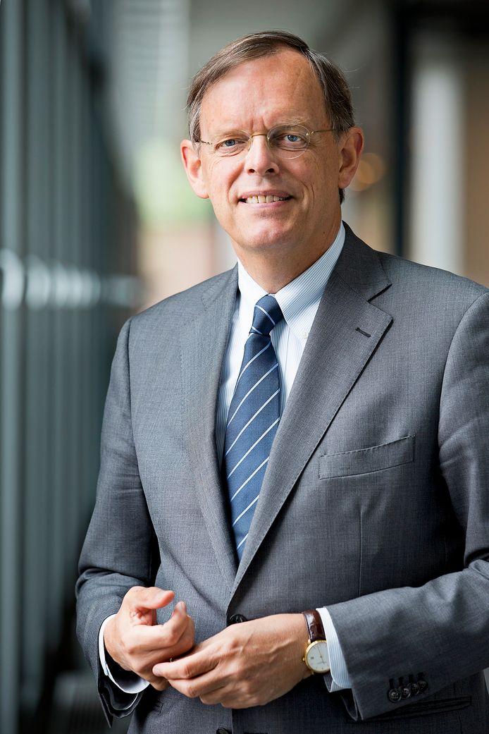 Hans de jong, President Philips Nederland.