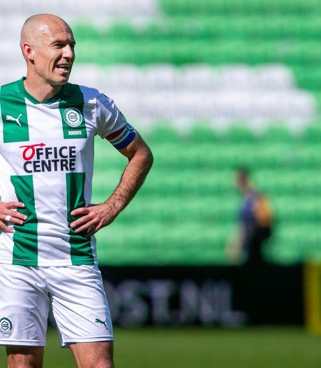 Robben sluit het reguliere seizoen af en richt zich op play-offs