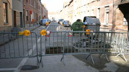 Dekenstraat afgesloten door slechte riolering