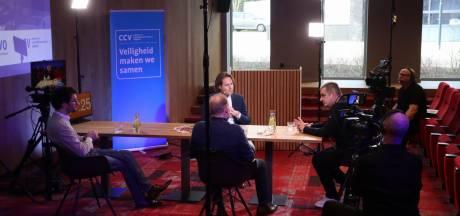 'Cyberwouten' geven in talkshow met Frank Lammers ondernemers beveiligingstips