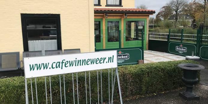 Café Winneweer.