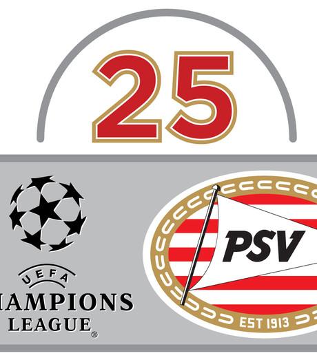 Wat is hét moment uit 25 jaar PSV-historie in de Champions League?