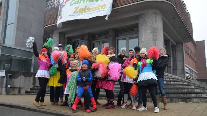 Werkgroep carnaval lanceert 'party in a box'