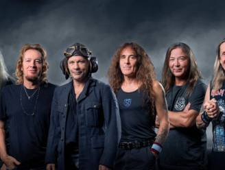 Iron Maiden headliner op Graspop Metal Meeting 2022