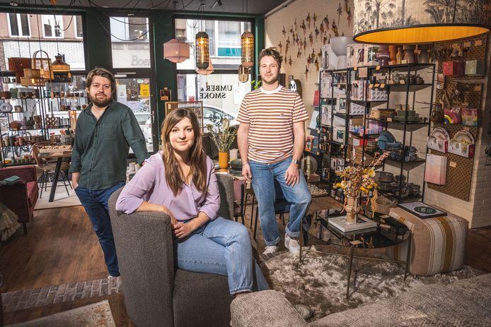 In de vorige winkel van Umber and Smoke in de Dampoortstraat opent op 15 oktober een kerstshop.