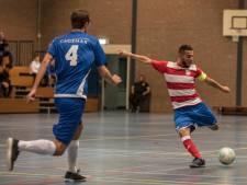 Zaalvoetballers FC Eindhoven en ZVV Eindhoven weten waar ze aan toe zijn