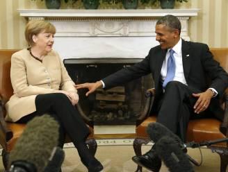 Merkel en Obama zijn niet welkom in Donetsk