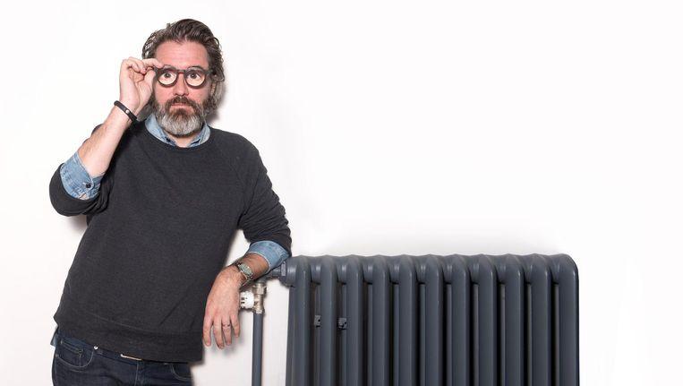 De Deense kunstenaar Olafur Eliasson. Beeld Els Zweerink