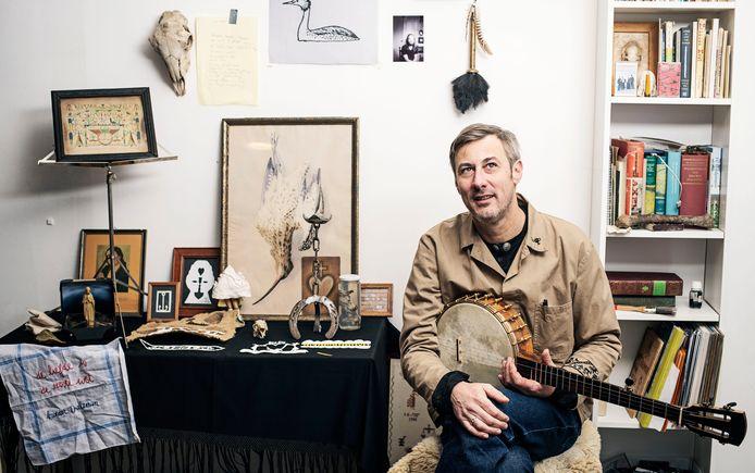 Tonnie Dieleman, bekend onder zijn artiestennaam Broeder Dieleman.