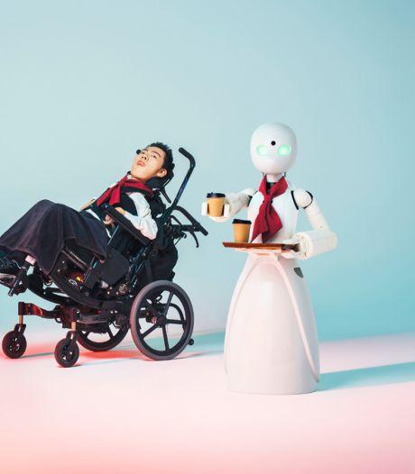 Un café sera tenu par des personnes handicapées pilotant des avatars robotisés au japon