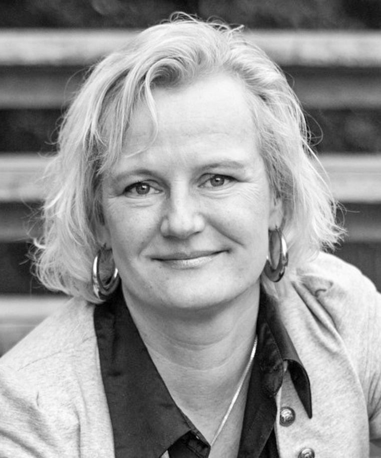 Marian Stuiver werkzaam bij de Wageningen Universiteit en Research en sinds 6 jaar als hoofd van het programma Green Cities. Beeld