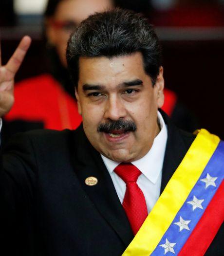 Venezuela: Maduro weigert zijn stoel op te geven