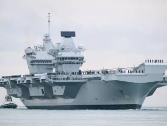 """""""Britten sturen twee oorlogsschepen naar de Zwarte Zee"""""""