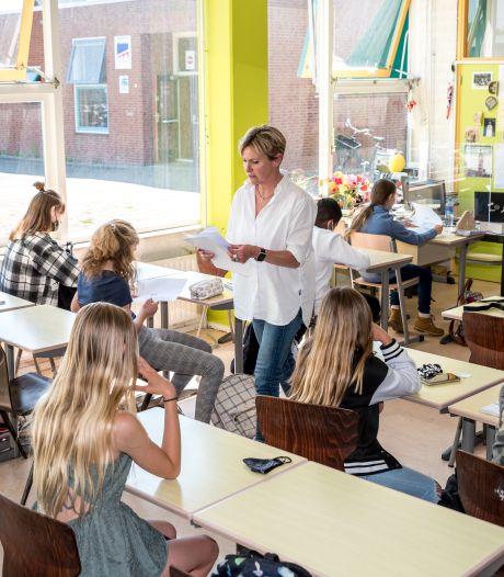 Volle bak op de Pieter Zeeman: 'Niet stoer om te zeggen dat het weer fijn is op school, maar je merkt het wel aan ze'