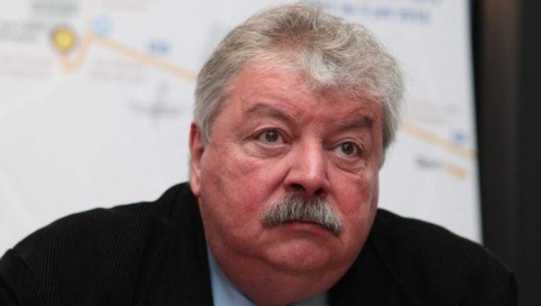 Burgemeester van Brussel, Freddy Thielemans.