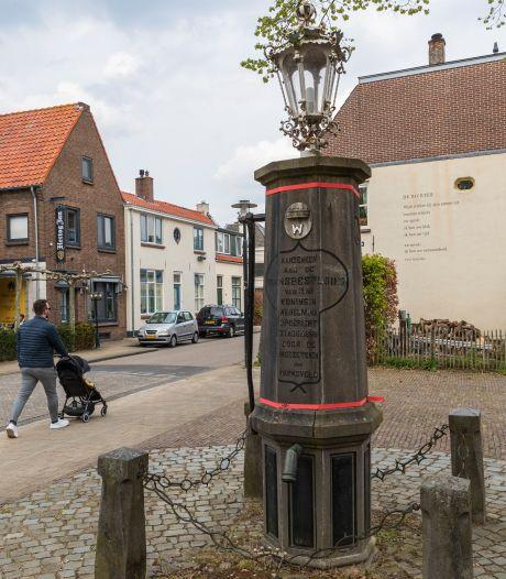 Markante Wilhelminapomp in Warnsveld krijgt een opknapbeurt: 'Hard nodig, hij staat op inzakken'