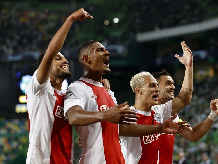 Haller bezorgt Ajax met vier goals droomstart in CL