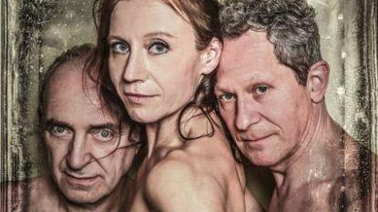 Daan Hugaert, Elise Bundervoet en Marc Stroobants  brengen 'Een paar is twee' in Arjaantheater