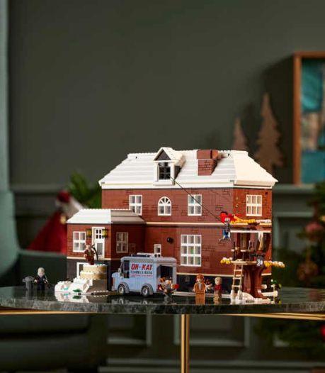 Lego bouwt Home Alone huis na: 'Deze kerstfilm brengt jeugdherinneringen terug'