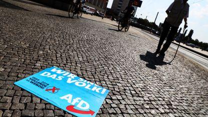 Fikse winst voor extreemrechtse AfD bij Duitse deelstaatverkiezingen