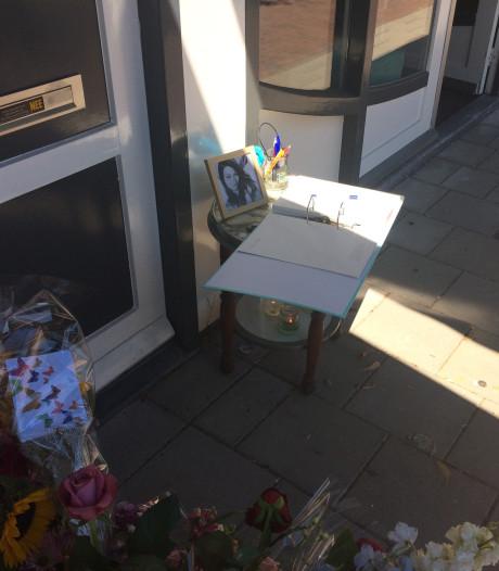 Condoleanceregister bij studentenhuis vermoorde Laura Korsman uit Werkendam