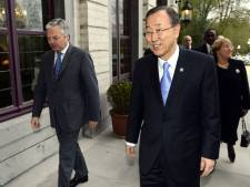 Ban Ki-Moon très inquiet de la situation en Syrie