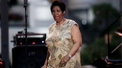 Zorgen om Aretha Franklin: concerten afgezegd om gezondheidsredenen